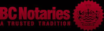 BCNotaries logo